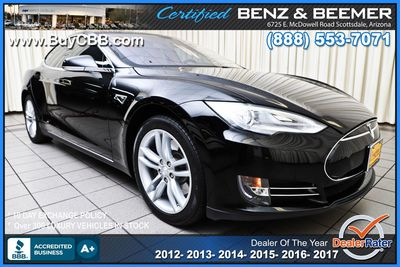 2013 Tesla Model S in Scottsdale