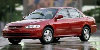 2002 Honda Accord in Arlington