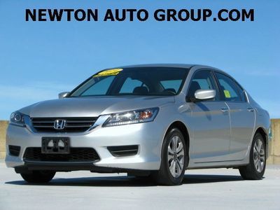 2014 Honda Accord in Newton