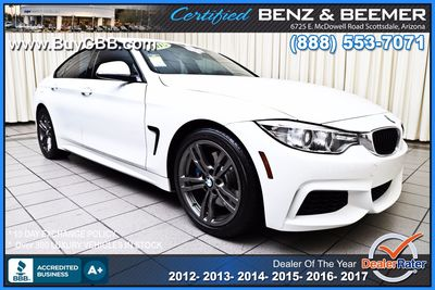 2015 BMW 4 Series in Scottsdale