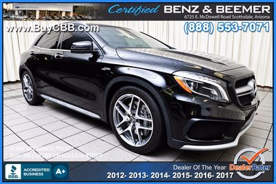 2015 Mercedes-Benz GLA-Class in Scottsdale