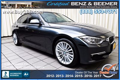 2014 BMW 3 Series in Scottsdale