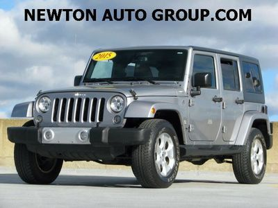 2015 Jeep Wrangler Unlimited in Newton