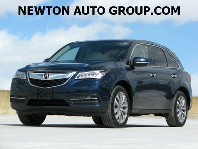 2015 Acura MDX in Newton