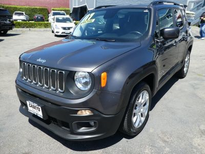 2017 Jeep Renegade in Hermosa Beach