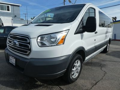 2015 Ford Transit Wagon in Hermosa Beach