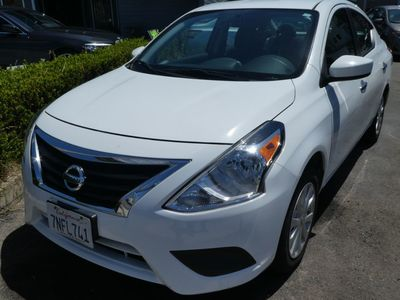 2016 Nissan Versa in Hermosa Beach