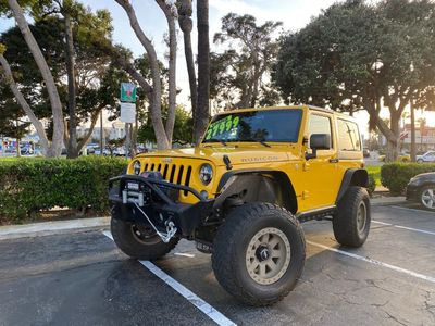 2015 Jeep Wrangler in Hermosa Beach